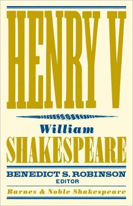 Henry V (Barnes & Noble Shakespeare) (PagePerfect NOOK Book)