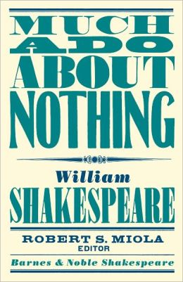 Much Ado About Nothing (Barnes & Noble Shakespeare) (PagePerfect NOOK Book)