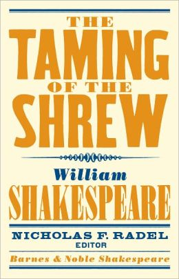 Taming of the Shrew (Barnes & Noble Shakespeare) (PagePerfect NOOK Book)