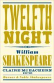 Book Cover Image. Title: Twelfth Night (Barnes & Noble Shakespeare) (PagePerfect NOOK Book), Author: William Shakespeare