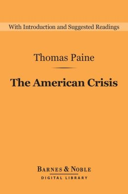 The American Crisis (Barnes & Noble Digital Library)