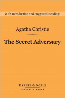 The Secret Adversary (Barnes & Noble Digital Library)