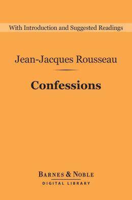 Confessions (Barnes & Noble Digital Library)