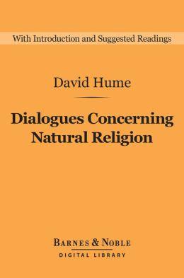 Dialogues Concerning Natural Religion (Barnes & Noble Digital Library)