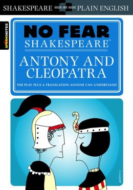 Antony & Cleopatra (No Fear Shakespeare) (PagePerfect NOOK Book)