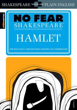 Hamlet (No Fear Shakespeare) (PagePerfect NOOK Book)