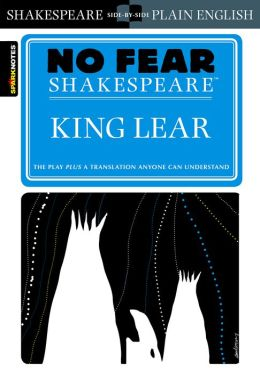 King Lear (No Fear Shakespeare) (PagePerfect NOOK Book)