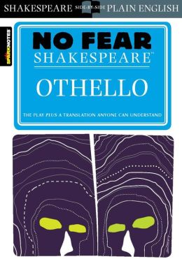 Othello (No Fear Shakespeare) (PagePerfect NOOK Book)