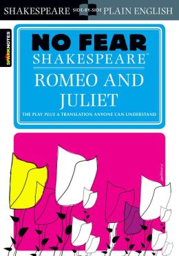 Romeo and Juliet (No Fear Shakespeare) (PagePerfect NOOK Book)