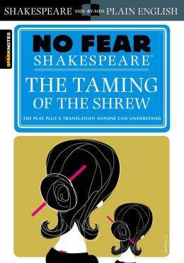 Taming of the Shrew (No Fear Shakespeare) (PagePerfect NOOK Book)