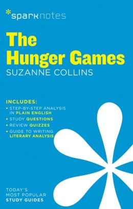 The Hunger Games (SparkNotes Literature Guide Series)