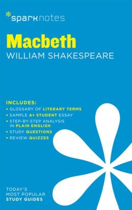 Macbeth (SparkNotes Literature Guide Series)
