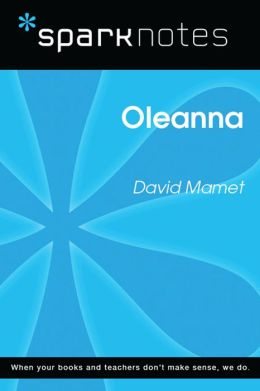 Oleanna (SparkNotes Literature Guide)