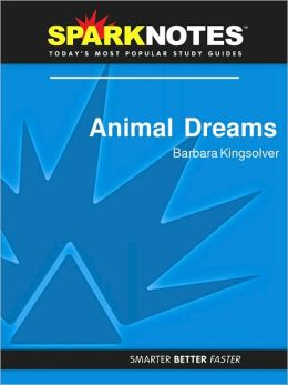 Animal Dreams (SparkNotes Literature Guide Series)