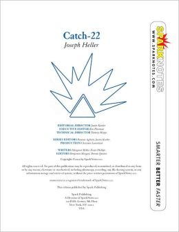 Catch-22 (SparkNotes Literature Guide Series)