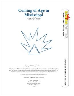 Coming of Age in Mississippi (SparkNotes Literature Guide)
