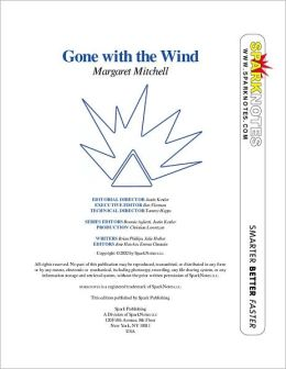 Gone With the Wind (SparkNotes Literature Guide Series)