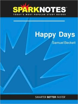 Happy Days (SparkNotes Literature Guide Series)