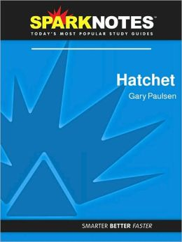 Hatchet (SparkNotes Literature Guide Series)