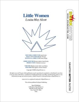 Little Women (SparkNotes Literature Guide)