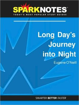 Long Day's Journey Into Night (SparkNotes Literature Guide Series)