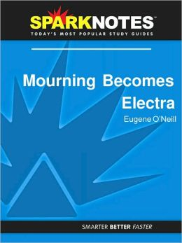 Mourning Becomes Electra (SparkNotes Literature Guide Series)