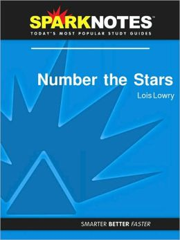 Number the Stars (SparkNotes Literature Guide Series)
