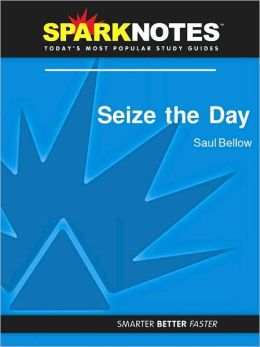 Seize the Day (SparkNotes Literature Guide Series)
