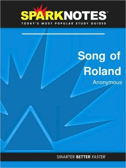 Song of Roland (SparkNotes Literature Guide Series)