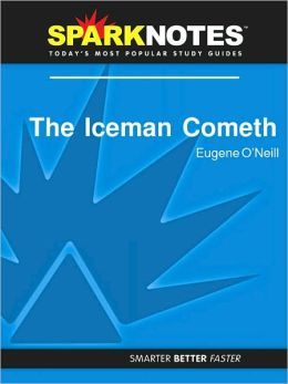 The Iceman Cometh (SparkNotes Literature Guide Series)