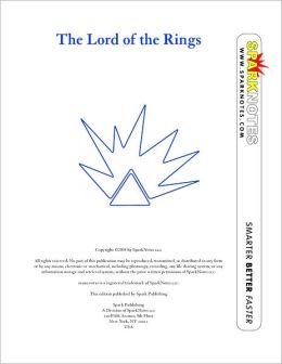 The Lord of the Rings (3-in-1) (SparkNotes Literature Guide)