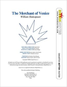 Merchant of Venice (SparkNotes Literature Guide)