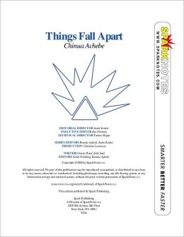 Things Fall Apart (SparkNotes Literature Guide Series)