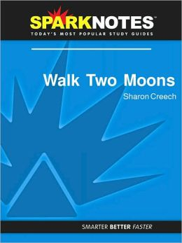 Walk Two Moons (SparkNotes Literature Guide Series)