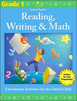 Gifted & Talented: Grade 1 Reading, Writing & Math (Flash Kids Gifted & Talented)