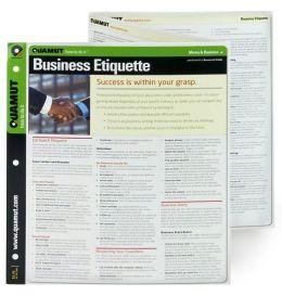 Business Etiquette (Quamut)