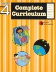 Book Cover Image. Title: Complete Curriculum:  Grade 4 (Flash Kids Complete Curriculum Series), Author: Flash Kids Editors
