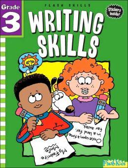 Writing Skills: Grade 3 (Flash Skills)