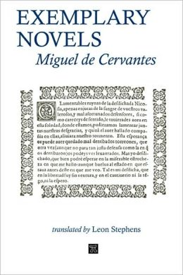 EXEMPLARY NOVELS Miguel de Cervantes