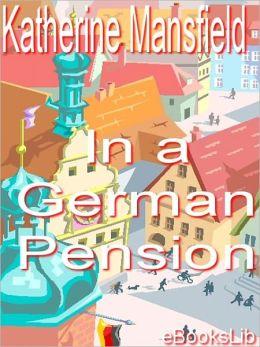 In a German Pension: 13 Stories