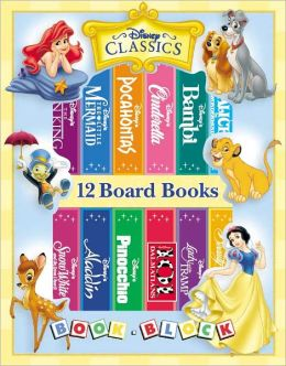 Disney Classics (My First Library)