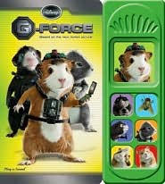 G Force: Interactive Play A Sound Disney