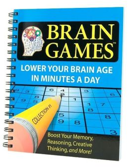 Brain Games: Lower Your Brain Age in Minutes a Day