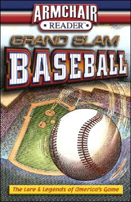 Armchair Reader Grand Slam Baseball