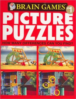 Brain Games: Picture Puzzles #1