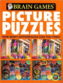 Brain Games: Picture Puzzles #5