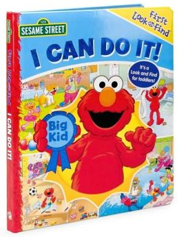 I Can Do It! (Sesame Street Series)