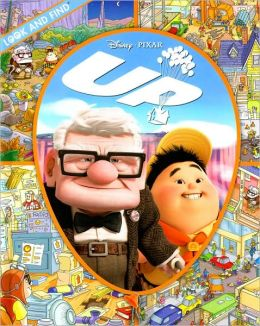 Disney/Pixar's Up: Look and Find