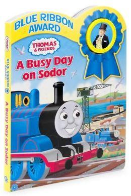 Thomas & Friends: A Busy Day on Sodor