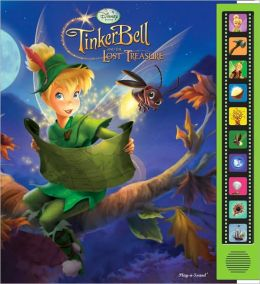 Disney Fairies, Tinker Bell and the Lost Treasurel (Play-a-Sound)